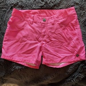 Firefly Pink Shorts